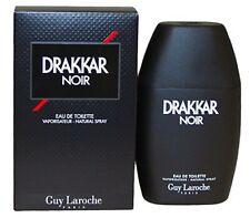 NEW DRAKKAR NOIR by Guy Laroche 1.7 oz EDT Cologne Spray for Men New in Box