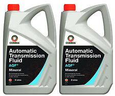 2X Comma Mineral Automatic Transmission Fluid ATF Gear Oil 5 Litres - ATF5L