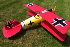 Dynam 1270MM Albatros Dva. Fixed Wing RC Airplane PNP Model ESC Propeller Motor