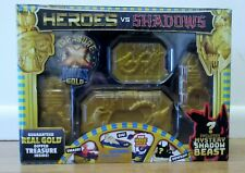 Treasure X Heroes vs Shadows
