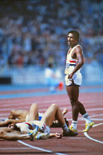 More details for stunning 16x12 photo athletics 1982 daley thompson (ath-006)