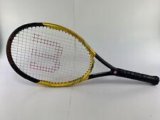 Wilson Hammer Titanium 5.0 Oversize 110 Tennis Racquet Grip 4 3/8
