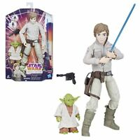Star Wars Forces of Destiny Luke Skywalker and Yoda Adventure 2-Pack