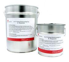 2K-Bodenbeschichtung Epoxidharz Garagenbeschichtung 10 Kg - ca 50qm-