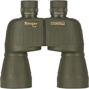 Steiner Fernglas Ranger 8x56 Ansitzgläser Porroprismen NEU