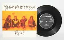 "Major Matt Mason – Real - 1990 Vinyl 7"" Single - RCA PB 43921 - NM"