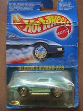 Hot Wheels Mattel BLOWN CAMARO Z28 European Box 1989