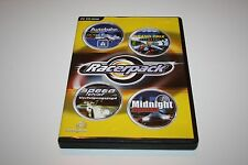 Autoroute total, grand prix Evolution, Midnight racing, speed (pc)