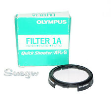 Olympus Skylight 1A lens filter for Quick Shooter/AFL-S Cameras