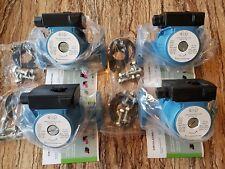 Lot of 4, Hot Water Circulation pump, water circulator, ,Hydronic Heating.