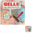 Gelli Arts Gel Printing Plate 8X10 Inch Monoprinting Without A Press New
