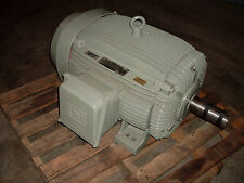 WEG 100 HP 1800 RPM 230/460V Motor 404TS Frame Squirrel Cage 380V
