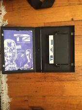 T2 The Arcade Game Sega Master System SMS Rare Htf Terminator 2 Schwarzenegger