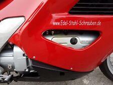 BMW K 1200 RS V2A Schraubensatz für Verkleidung u.a. Bauteile Super Optik!!