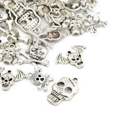Ciondoli di bigiotteria misti argento