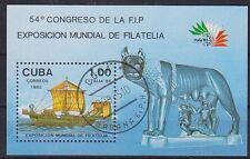 Blocco sud America Nave Vela Nave 1985, gest., ship, campionati ship, used