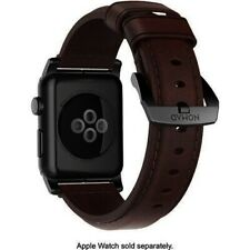 Nomad Classic Strap for Apple Watch 42mm | Rustic Brown Horween Leather |