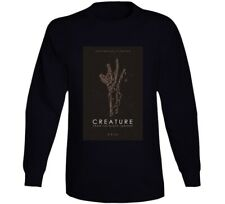 Creature From The Black Lagoon 1954 Universal Studios Classic Movie Long Sleeve