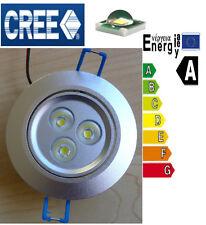 LED Ceiling Light 3x1w 3x3w CREE CW WW  A++ pack of Two