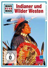 Was ist Was + Indianer und Wilder Westen + DVD + NEU + OVP