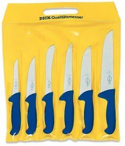 Messersatz  6-tlg. ErgoGrip von Dick 82562000 6 Messer Top Qualität