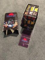 Star Wars Original Trilogy FOX VHS Star Wars,Empire Strike Back, Return Of Jedi
