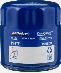 PF47E AcDelco Professional Oil Filter LOT OF 4