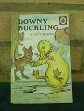 Vintage Ladybird book Downy Duckling series 401 price 15p net