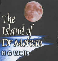 The Island of Dr Moreau-ExLibrary