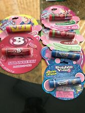 6 In Lot LOTTA LUV DUBBLE BUBBLE  WATERMELON ( carded ) NEW Sealed Carded