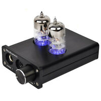 2704 / 7022 Chip Vacuum Tube Headphone Amplifier USB DAC / Preamp PC Sound Card