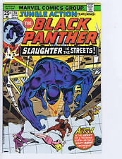 Jungle Action #20 Marvel  Pub 1976