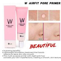 W.Lab W-AIRFIT PORE PRIMER Moist Oil Control Concealer Foundation Primer 30g