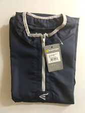 Easton Mens M5 Long Sleeve Breathable Cage Jacket Navy