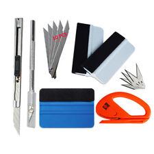 Auto Folien Set Werkzeuge Signieren Car Wrapping Rakel Filz Folie Messer - DE
