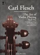 Flesch Arte de violín jugando Vol 1
