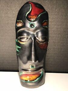 Venezuelan Wall Ceramic Mask