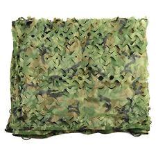 Filet de Camouflage Pour /Écran Solaire Filet de Camouflage pour la Chasse Militaire Champ de Tir Camping Plein Air Masquer Photographie Jardin D Filet de Camouflage Filet de Camouflage Noir 4x4m 5x3m