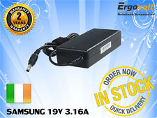 19v 3.16a Charger Samsung 60W Adapter Power Supply Adaptor 5.5 3.8