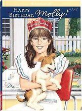 Happy Birthday, Molly!: A Springtime Story (American Girl), Valerie Tripp