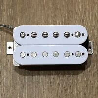 Seymour Duncan SH-1N '59 Neck Humbucker PAF Les Paul Pickup White 2 Conductor