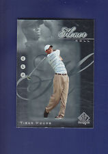 Tiger Woods 2001 Upper Deck Golf SP Authentic Honor Roll  #HR1