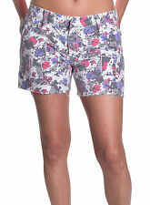 Hurley Women's Cut-Off Floral Shorts Size 11
