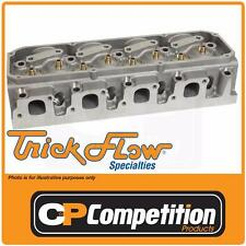 TRICK FLOW ALLOY HEADS FORD CLEVELAND CNC PORTED 195cc/72cc BARE PAIR