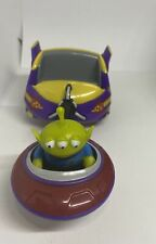 Disney Toy Story Land Alien Swirling Saucers Ride Pull toy Purple and Red New