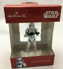 Star Wars Stormtrooper Hallmark Christmas Tree Ornament Disney