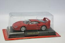 Ixo Press 1/43 - Ferrari F40 Red