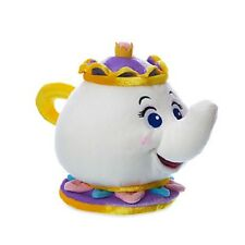 Beauty and the Beast Mrs. Potts Kettle Plush Soft Stuffed Doll Toy 7 1/2'' 19 cm