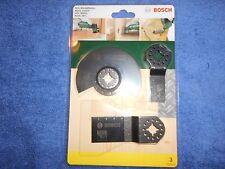 Bosch Universal Set 3 tlg.Holz PMF 2 607 017 323-720