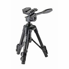 Velbon tripod lever EX-Macro 3stage small 3Way shoe aluminum 301741 Japan new.